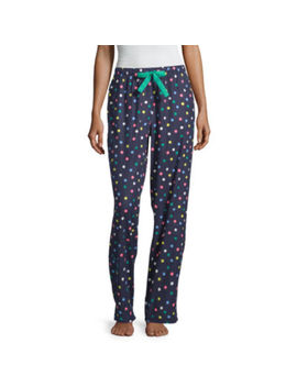Sleep Chic Mix And Match Womens Flannel Pajama Pants by Sleep Chic