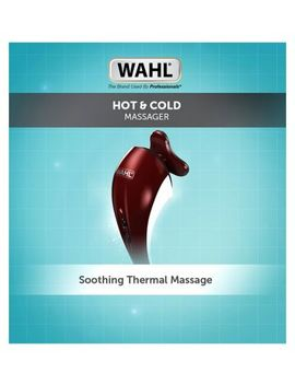 Wahl Hot And Cold Masserger + 7 Attachments by Wahl