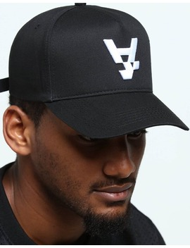 The Anti Order Anti A1 Strapback Black/White by The Anti Order