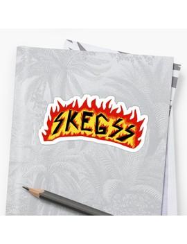 Skegss Sticker by Hliounakis & Co