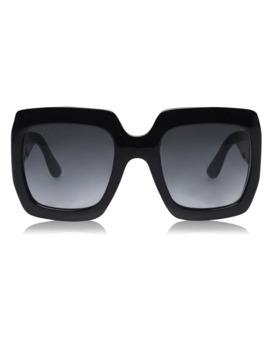 Gg0053s Square Sunglasses by Gucci