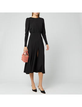 Rotate Birger Christensen Women's Number 57 Dress   Black by Rotate Birger Christensen