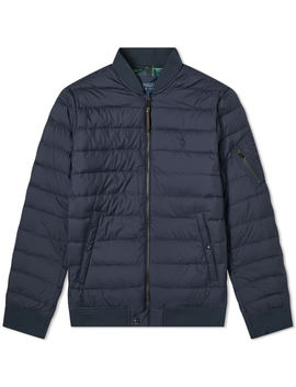 Polo Ralph Lauren Down Filled Bomber Jacket by Polo Ralph Lauren