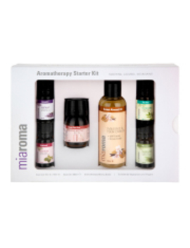 Miaroma Introduction To Aromatherapy Starter Kit by Miaroma Introduction To Aromatherapy Starter Kit