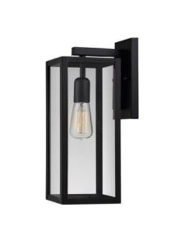 Globe Bowery 1 Light Outdoor Wall Sconce, 16 In by Canadian Tire