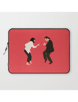 Pulp Fiction Laptop Sleeve by Society6