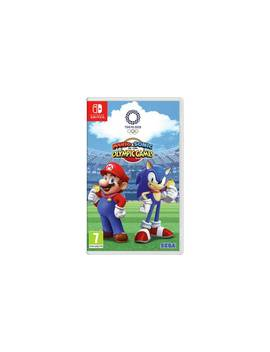 Mario & Sonic At The 2020 Olympics Nintendo Switch Game115/2249 by Argos