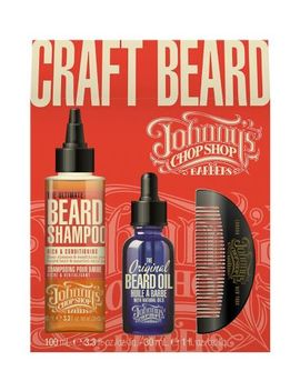 Johnny's Chop Shop Craft Beard by Johnny's Chop Shop