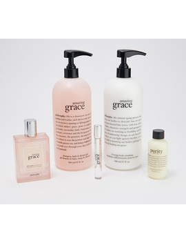 Philosophy Grace & Love Holiday 4 Piece Fragrance Layering Kit by Philosophy Includes: