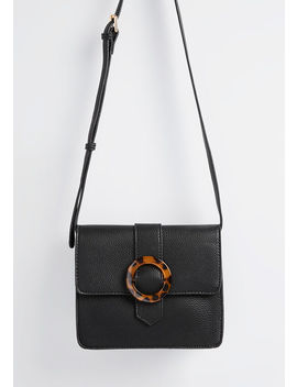 Chic Undertaking Crossbody Bag by Modcloth