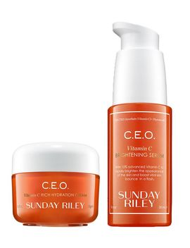 Ceo Serum & Ceo Cream Duo (Worth £130) by Sunday Riley