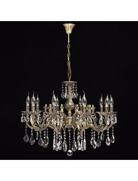 10 Light Candle Style Chandelier by Astoria Grand