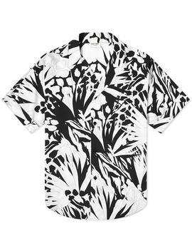 Saint Laurent Jungle Printed Vacation Shirt by Saint Laurent