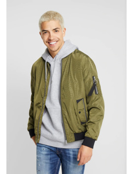 Jcozedd Bomber Jacket    Chaquetas Bomber by Jack & Jones