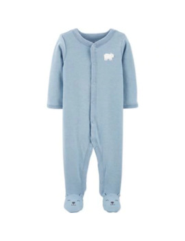 Carter's® Bear Footie In Blue by Carter's