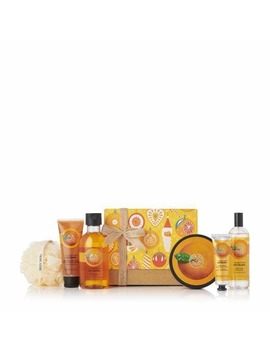 Refreshingly Zesty Satsuma Premium Collection by The Body Shop