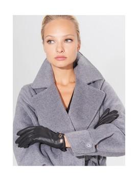 Klasszikus Kabát Gyapjúkeverékből by Mohito