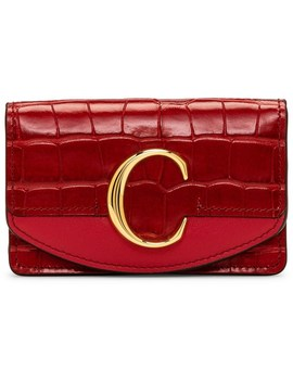 Chloe C Business Card Holder by Chloé