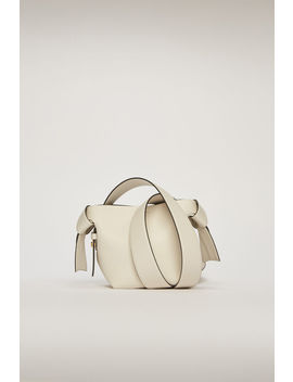 Musubi Micro White/Black by Acne Studios