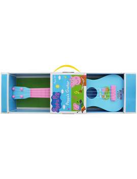 Peppa Pig Guitar by The Works