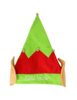 Santas Little Helper Elf Hat by The Works
