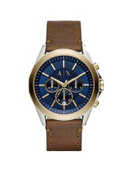 Mens Armani Exchange Chronograph Watch Ax2612 by Armani Exchange