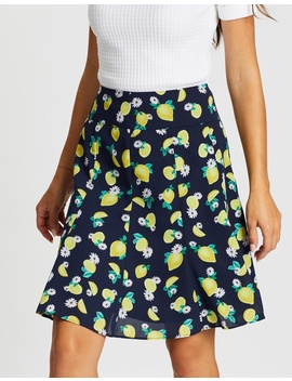 Lemon Squeeze Skirt by Review