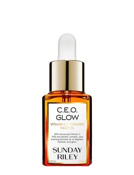 C.E.O. Glow Vitamin C + Turmeric Face Oil 15ml by Sunday Riley