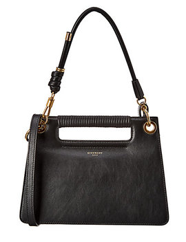 Givenchy Whip Small Leather Shoulder Bag by Givenchy
