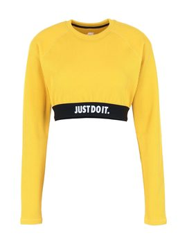 Top Long Sleeves Crop Jdi Rib by Nike
