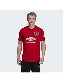 Jersey Uniforme Titular Manchester United by Adidas