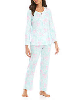 2 Piece Cottonessa Pajama Set by Miss Elaine