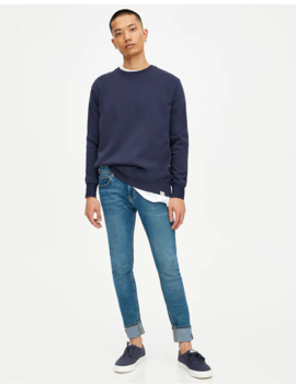 Jeans Im Super Skinny Fit Und Used Look by Pull & Bear