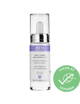 Keep Young And Beautiful™ Instant Firming Beauty Shot by Ren Clean Skincare