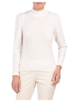 Marquetta Wool Sweater by Tj Maxx