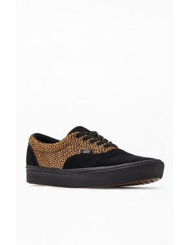 Vans Women's Cheetah Comfycush Era Sneakers by Pacsun