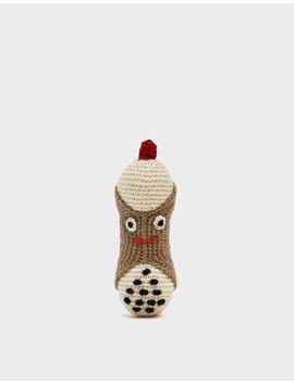 Canoli Stuffed Dog Toy by Ware Of The Dog Ware Of The Dog