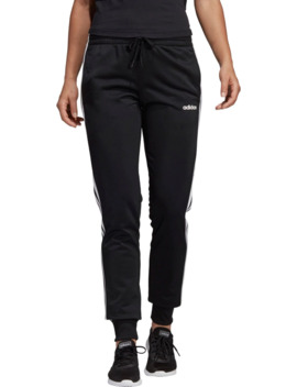 Adidas Women's 3 Stripe Tricot Joggers by Adidas