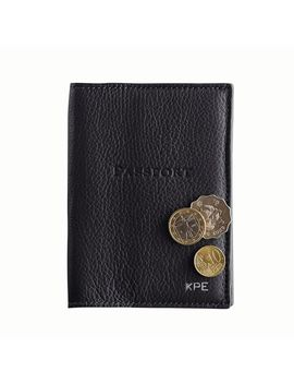 Mark & Graham Leather Passport Case by West Elm