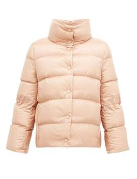 Aude Lightweight Quilted Down Jacket by Moncler