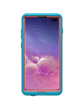 FrĒ Protective Water Resistant Case For Samsung Galaxy S10+   Boosted by Life Proof