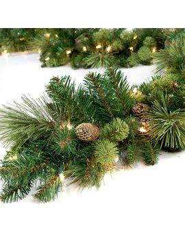 Carolina Pine 9 Ft. Garland by National Tree Company