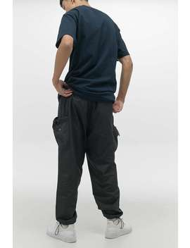 """Uo – Cargo Windhose""""Dimi"""" In Schwarz by Urban Outfitters Shoppen"""