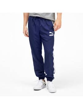Iconic T7 Woven Men's Track Pants by Puma