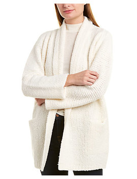 Vince Textured Wool Cardigan by Vince