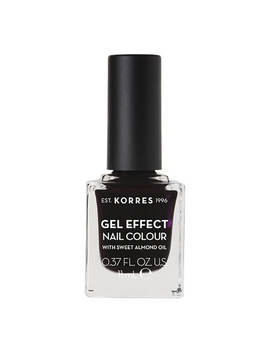 Korres Natural Gel Effect Nail Colour   Smokey Plum 11ml by Korres