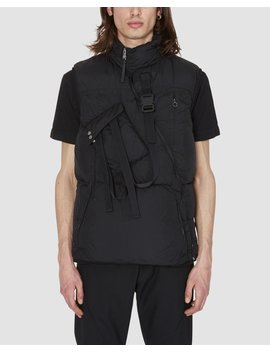 Sj Asymmetrical Puffer Vest by Alyx