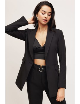 Structured Blazer Structured Blazer by Dynamite
