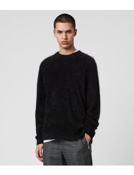Wulf Cashmere Crew Jumper by Allsaints