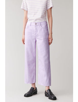 High Waisted Straight Jeans by Cos